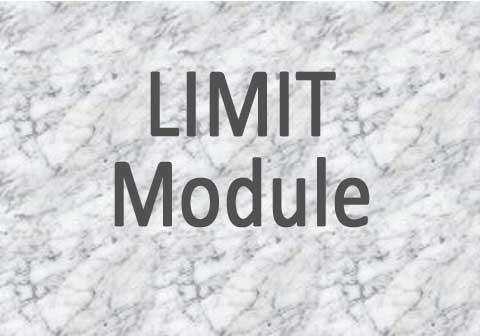 Limit Management Module