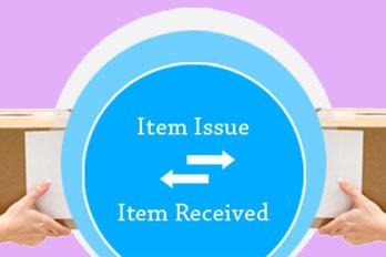 Item Receive