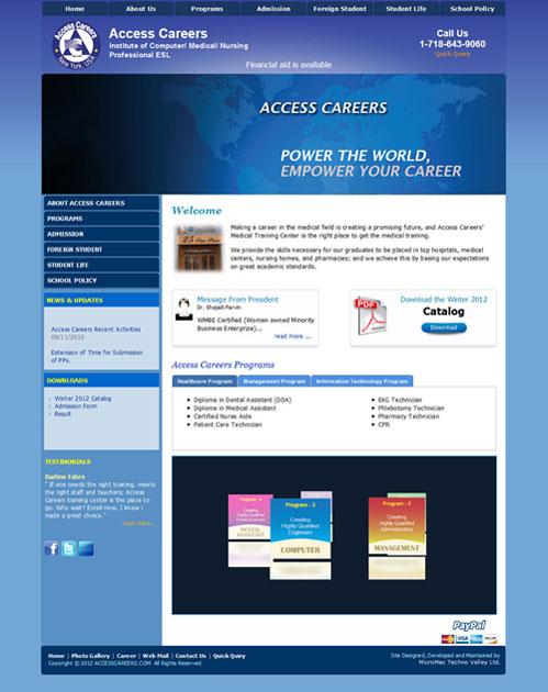 www.accesscareers.edu