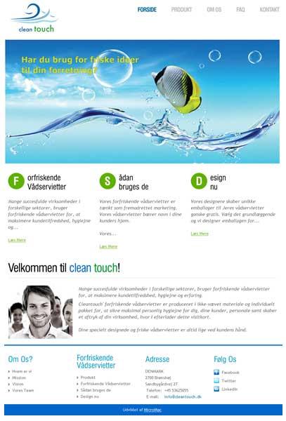 www.cleantouch.dk