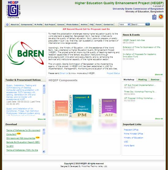www.heqep-ugc.gov.bd