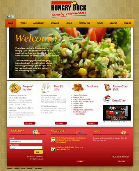 www.hungryduckbd.com