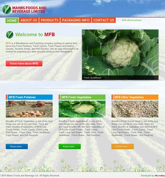 www.manrsfoods.com.bd
