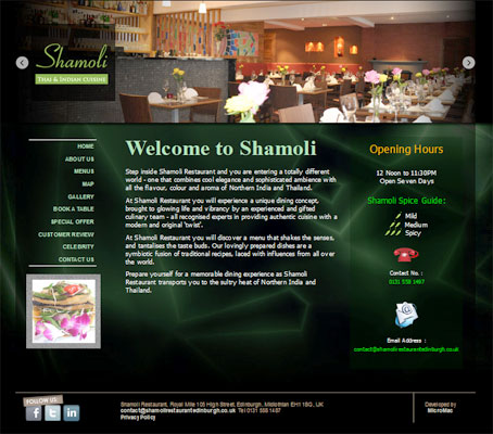 www.shamolirestaurantedinburgh.co.uk